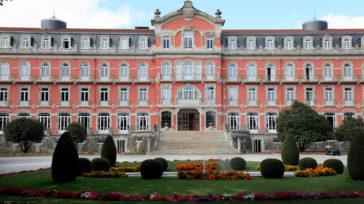 Torneo en Vidago de la Asociación Senior Golf Norte de Portugal