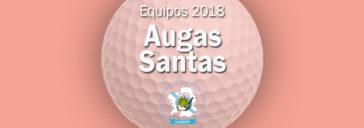 EQUIPO AUGAS SANTAS 2018