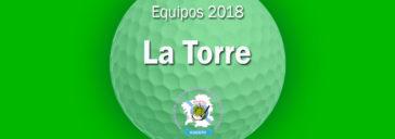 EQUIPO LA TORRE 2018